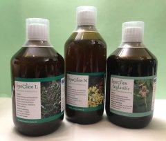 Parasitenkräuter, Nierenkräuter-, Leberkräuter - Tinkturen